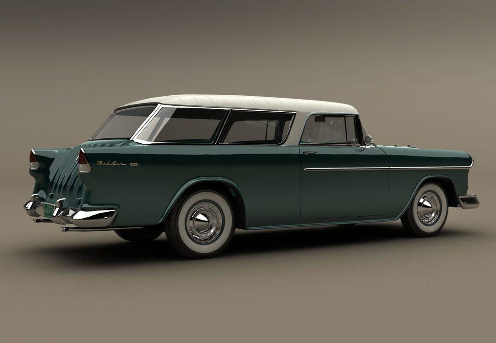 Chevrolet nomad 1955 pictures chevrolet-1955-nomad-2